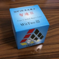 Type C WitTwo V3 2x2x2 Magic Cube