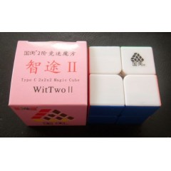 Type C WitTwo V2 2x2x2 Magic Cube