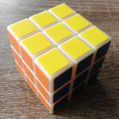 Type C 3x3x3 Magic Cube(V1,ABS Primary Color)