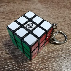 Type C Mini 3x3x3 Magic Cube(3cm, buckle)