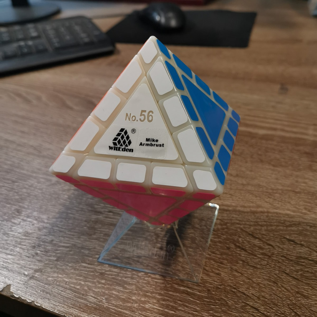 WitEden Octahedral Mixup II plus Magic Cube(Primary Limited Edition)