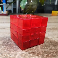 WitEden Mixup ice red Magic Cube(Total 4 pcs)