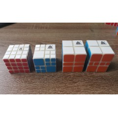 WitEden Camouflage  Magic Cube(Primary Limited Edition)