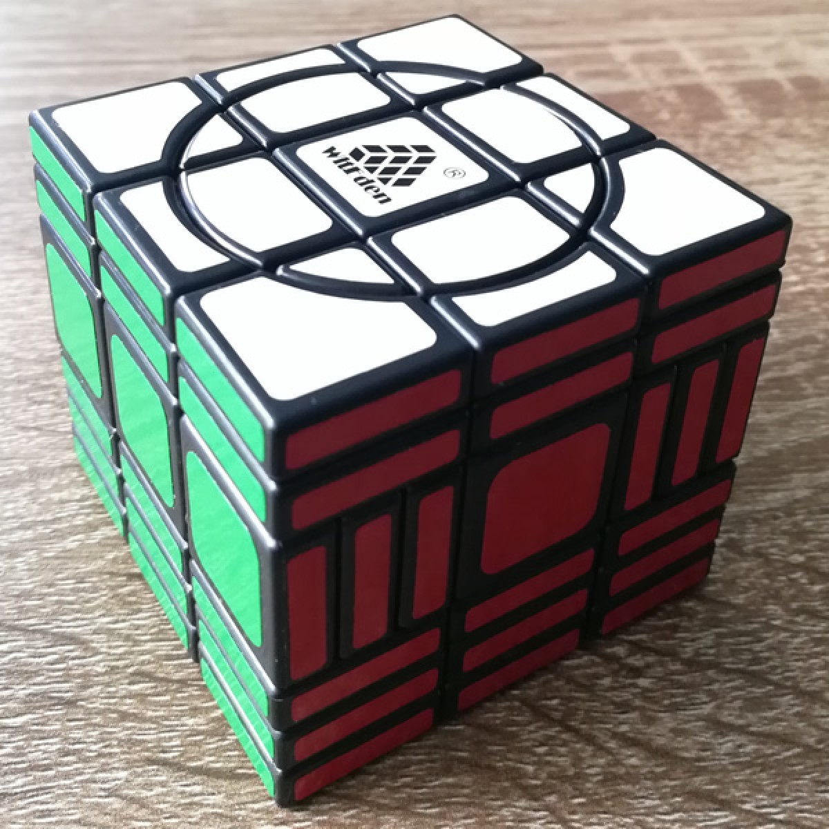 WitEden Super 3x3x6 II Magic Cube