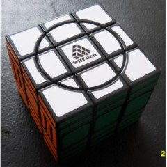 WitEden Super 3x3x6 I Magic Cube
