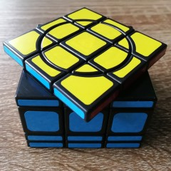WitEden Super 3x3x5:01 Magic Cube