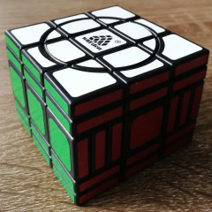 WitEden Super 3x3x5:00 Magic Cube