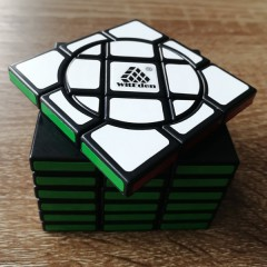 WitEden Super 3x3x7:01 Magic Cube