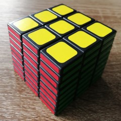 WitEden Super 3x3x8 II Magic Cube